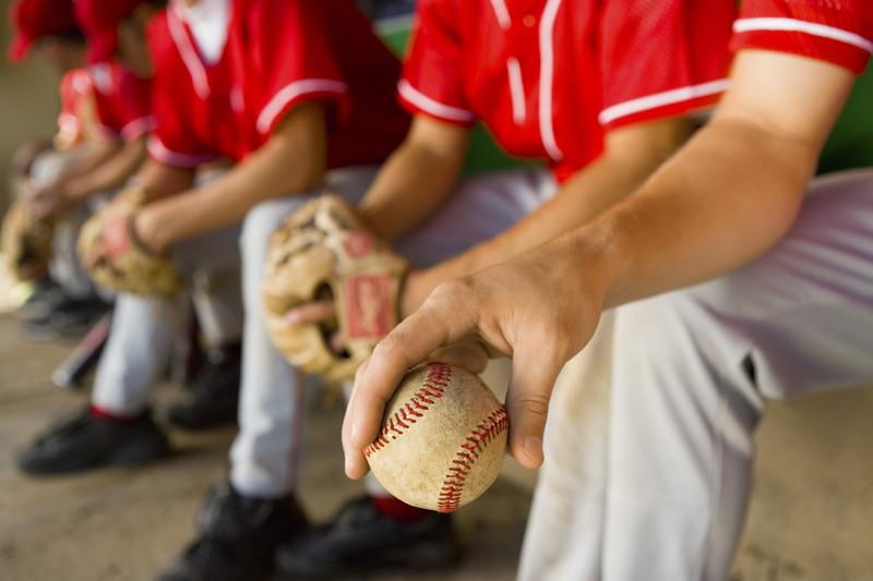 野球ベンチ